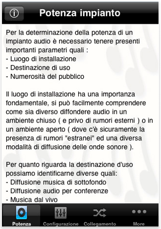 iAudio di Luigi Marino - Screenshot 04