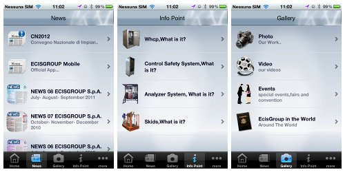 ecisgroup-spa-iPhone-devAPP-screenshot