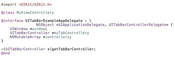 Objective-C-UITabBarController-UITextField-UIPickerView-UIDatePicker-05
