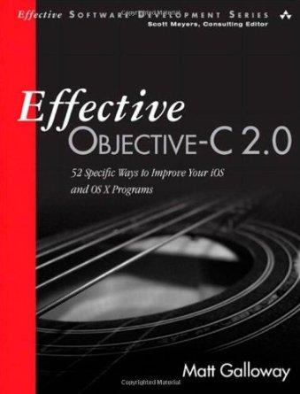 Effective Objective-C