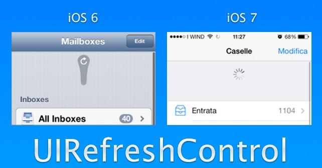 UIRefreshControl-iOS-SDK-6-devAPP