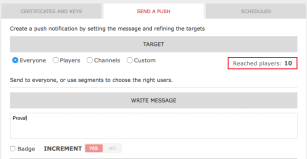 ArenaDaemon-push-notification