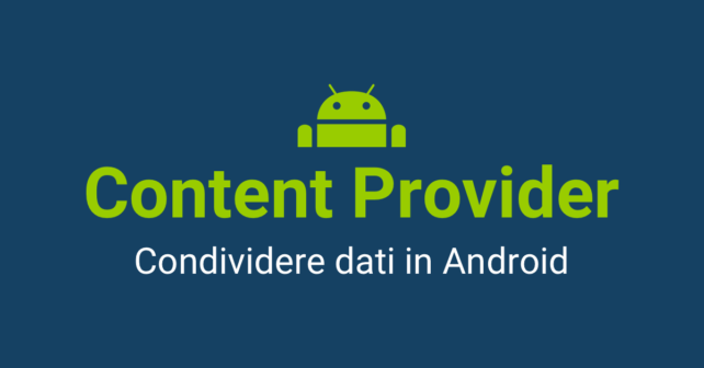 Tutorial Content Provider Android