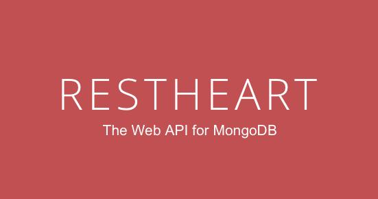 Restheart MongoDB Web API